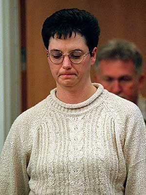 Kelly Gissendaner, em imagem de arquivo de novembro de 1998 (Foto: Arquivo / Atlanta Journal / via AP Photo)
