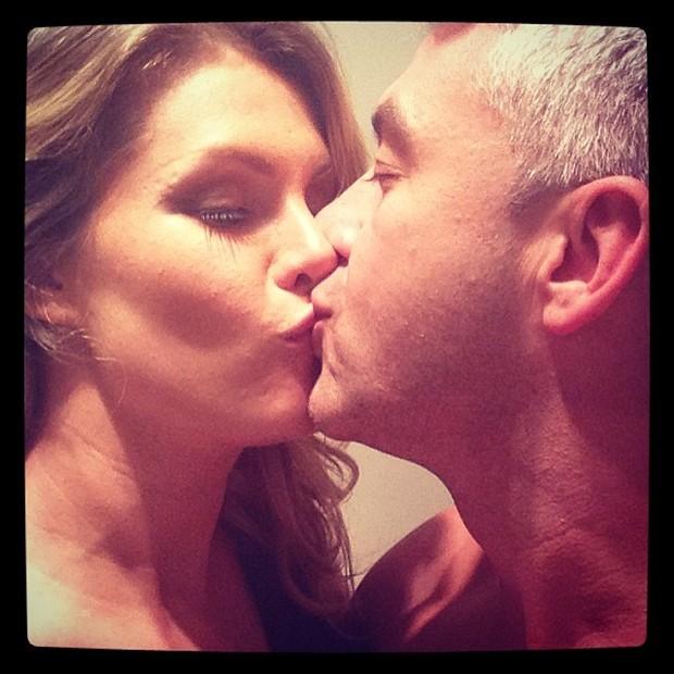 Ana Hickmann e Alexandre (Foto: Reprodução/Instagram)
