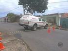 Suposto explosivo é encontrado em frente de casa de Varginha, MG