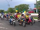 No AM, moradores de Manacapuru fazem ato contra governo Dilma