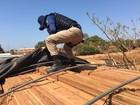 Cerca de 46 m³ de madeira serrada foram apreendidos em Dom Eliseu