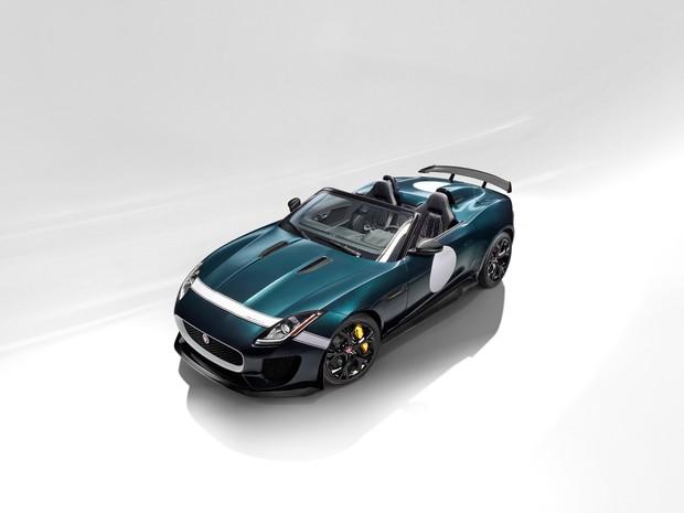 Auto Esporte - Jaguar irá produzir conceito F-Type Project 7 86b77aeccc