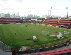 Ilha do Retiro - Sport (Foto: Aldo Carneiro)