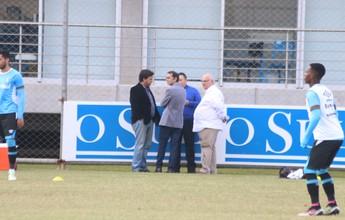 Pedido do Grêmio para mudar jogo contra o Botafogo é negado pela CBF