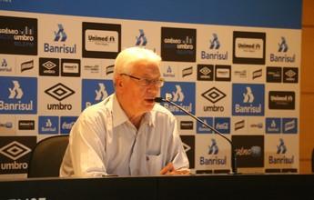 """Grêmio envia documento à FGF e sugere """"calendário"""" para decisões"""