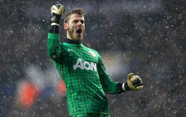 David De Gea Manchester United (Foto: Getty Images)