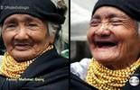 Fotógrafo turco registra reação das pessoas após um elogio