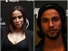 Anitta encontra ex, Pablo, em festa e nega climão: 'Continuamos amigos'