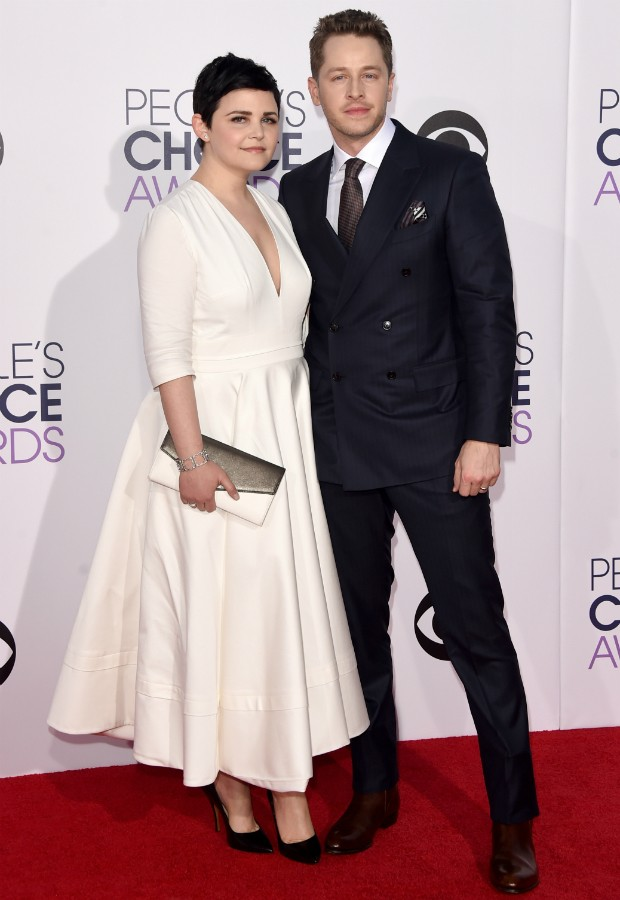Ginnifer Goodwin e Josh Dallas (Foto: Getty Images)