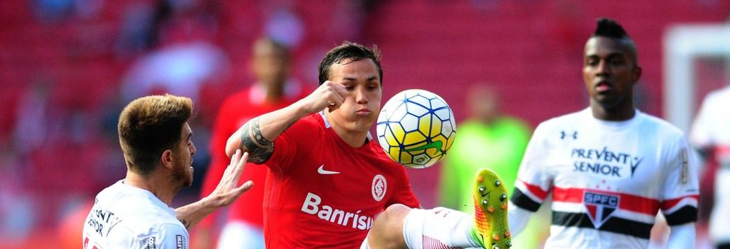Confira os melhores momentos  de Inter 1x1 São Paulo (Ricardo Duarte/Divulgação Inter)
