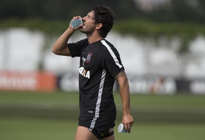 Alexandre Pato Corinthians (Foto: Daniel Augusto Jr./Agência Corinthians)