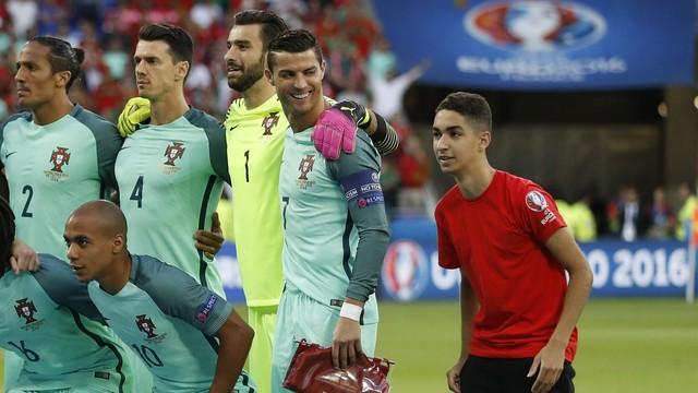 6bce5bfe6f Portugal x País de Gales - Eurocopa 2016 - globoesporte.com