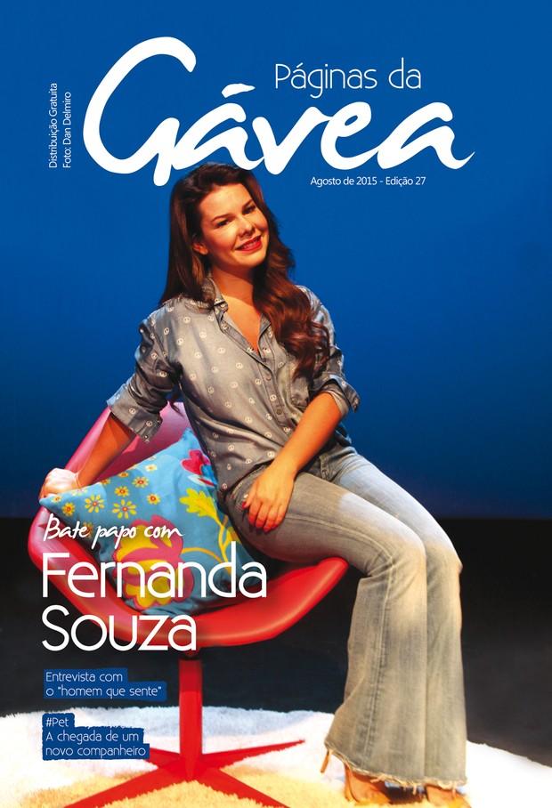 Fernanda Souza (Foto: Divulgação/Daniel Delmiro)