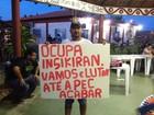 Estudantes indígenas ocupam prédio da UFRR em protesto contra a PEC 55