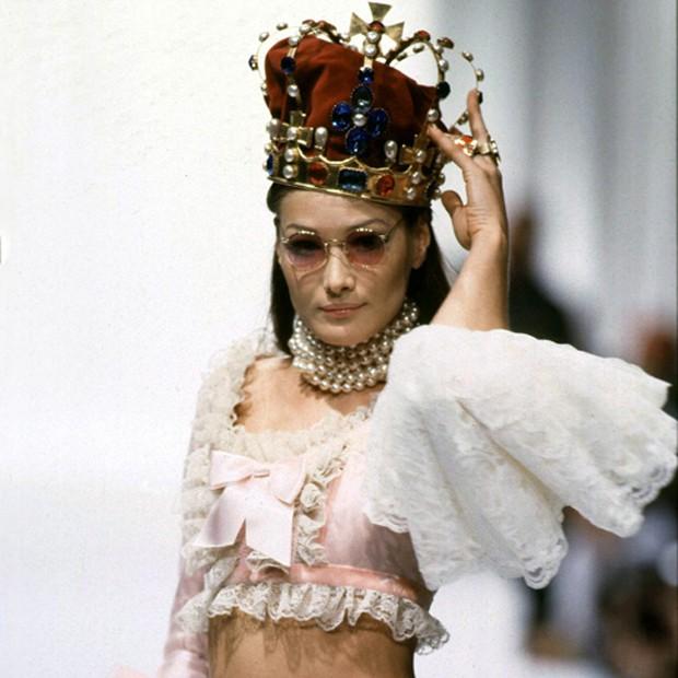 Carla Bruni (Foto: reprodução)