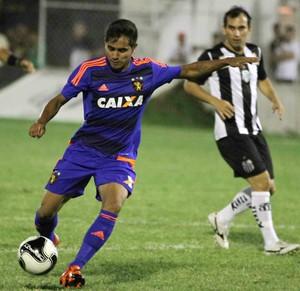 Central x Sport Campeoanto Pernambucano (Foto: João Pedro / Pernambuco Press)