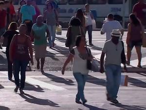 IBGE aponta em pesquisa que taxa de desemprego em Salvador é a maior do país (Foto: Imagem/TV Bahia)