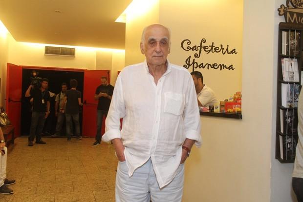 Zuenir Ventura (Foto: Thyago Andrade/Foto Rio News)