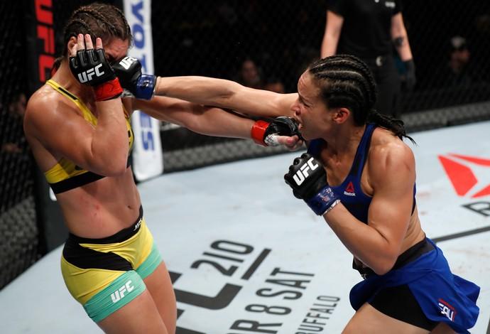Bethe Correia Marion Reneau UFC Fortaleza (Foto: Getty Images)