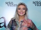 Cantora Luiza Possi fala sobre Fiuk: 'Fiquei e curti o momento'