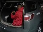 Operação da PM prende suspeitos (Divulgação/Polícia Militar)
