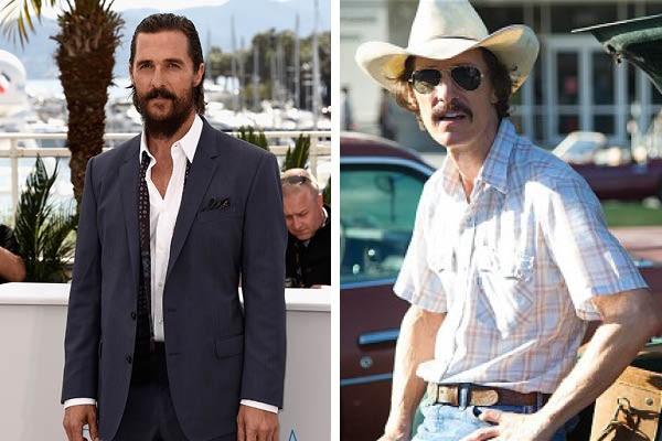 Matthew McConaughey (Foto: Getty Images//Reprodução)