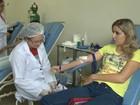 Doações de sangue caíram cerca de 40%, neste início de ano em Cacoal