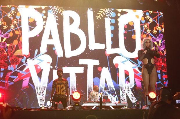 Pabllo Vittar (Foto: Ricardo Cardoso e Icaro Cerqueira/QUEM)