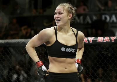 Ronda Rousey  (Foto: AP)