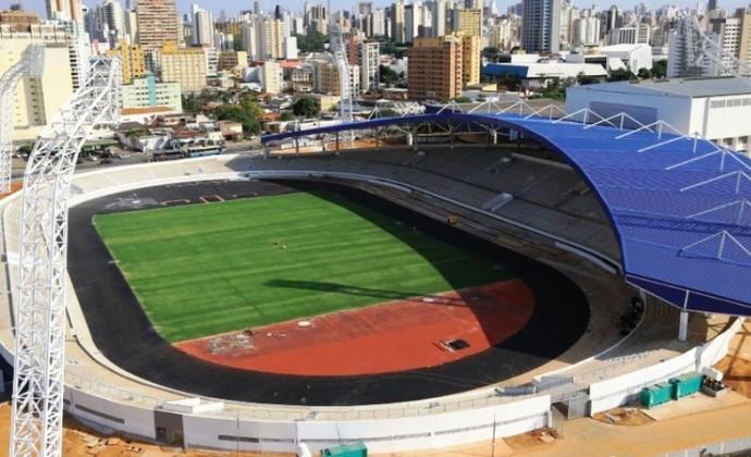 Estádio Olímpico de Goiânia (Foto: Wildes Barbosa/O Popular)