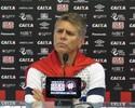 Atlético-PR mantém base do time para duelo com Chape; Luciano Cabral viaja