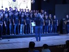 Canto Coral: mais sete grupos se apresentam na 2ª noite do evento