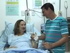 Fisioterapeuta dá à luz quíntuplos em Goiânia: 'Cinco vezes mais feliz'