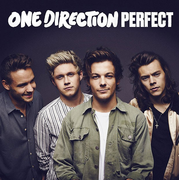 Capa de 'Perfect', segundo single do novo disco do One Direction, 'Made in the A.M.' (Foto: Divulgação)