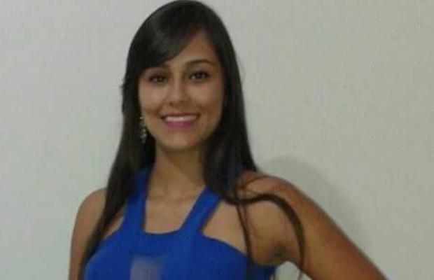 Luana Oliveira foi morta a facadas em Bela Vista de Goiás (Foto: Arquivo Pessoal)