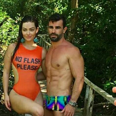 Laura e Jorge (Foto: Divulgação/ R2 Assessoria)