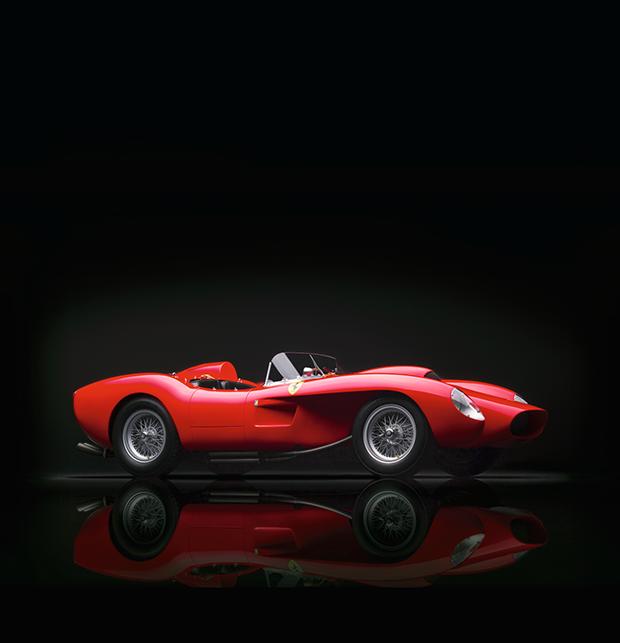 Ferrari (Foto: divulgação)