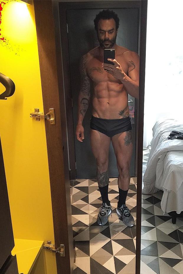 Alan Passos (Foto: Reprodução/Instagram)