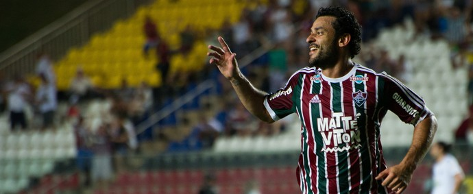 fred, fluminense, gol, avaí (Foto: Bruno Haddad/Fluminense FC)