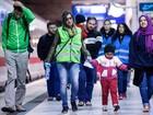 Linha de trem Munique-Viena-Budapeste é suspensa