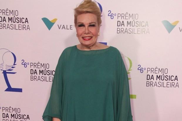 Rogéria durante premiação no Theatro Municipal, no Rio de Janeiro (Foto: Thyago Andrade/Fotorio News)