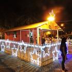 Prefeitura monta Casa do Papai Noel em praça