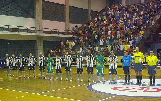 Botafogo x Orlândia na Liga Futsal (Foto: Flávio Dilascio / SporTV.com)