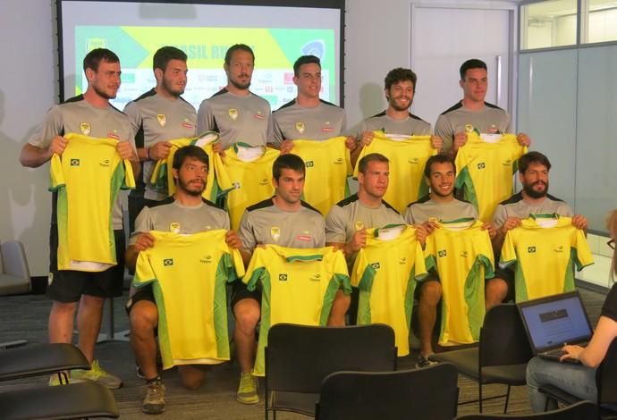 Convocação da Seleção Brasileira de Rugby Sevens Masculino (Foto: Leo Velasco)
