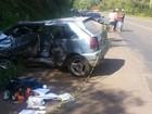 Cinco morrem em acidentes em rodovias federais de SC no sábado, 2