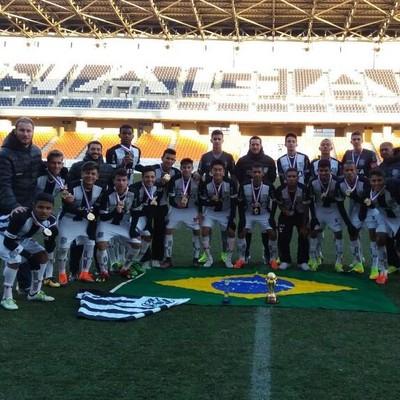 figueirense sub-17 j-league international youth cup  (Foto: Arquivo Pessoal / Pedro Smania)