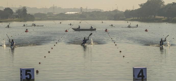 Campeonato Brasileiro de Canoagem chega ao fim em Curitiba (Foto: Flickr / Confederação Brasileira de Canoagem)