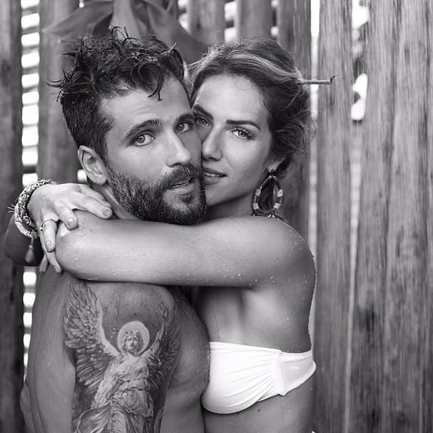 Bruno Gagliasso e Giovana Ewbank (Foto: Instagram/Reprodução)