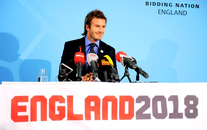 beckham inglaterra 2018 coletiva fifa  (Foto: agência Getty Images)