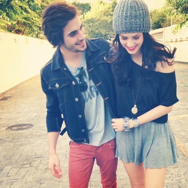 Sophia Abraão e Fiuk (Foto: Instagram / Reprodução)